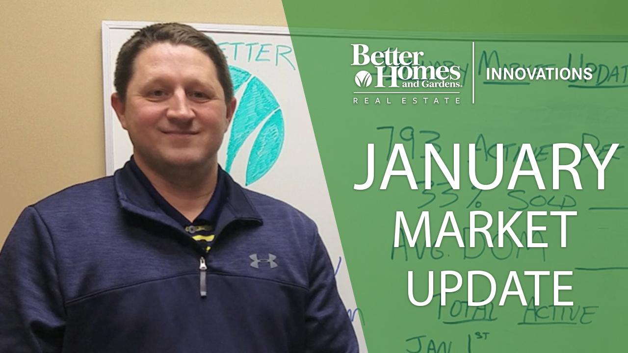 January Central Iowa Market Update