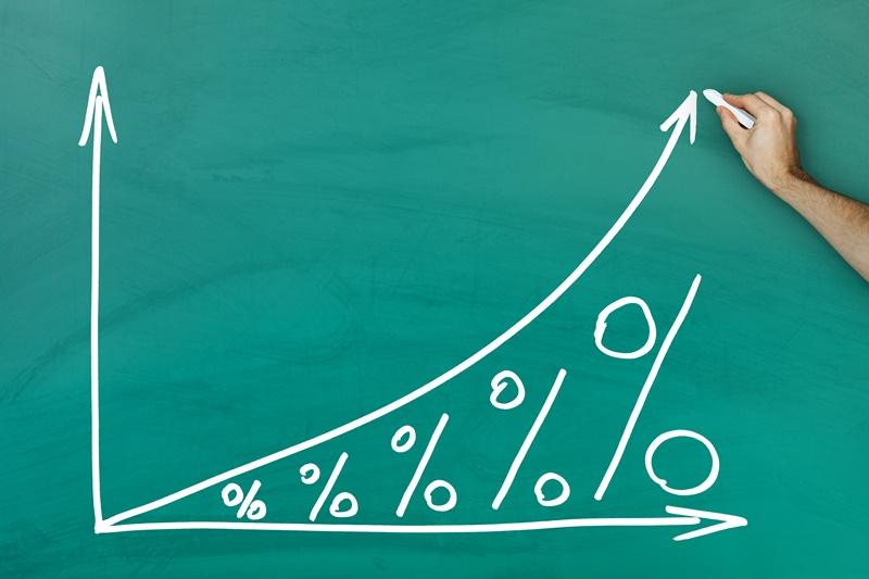 Como funciona o cálculo de juros compostos?