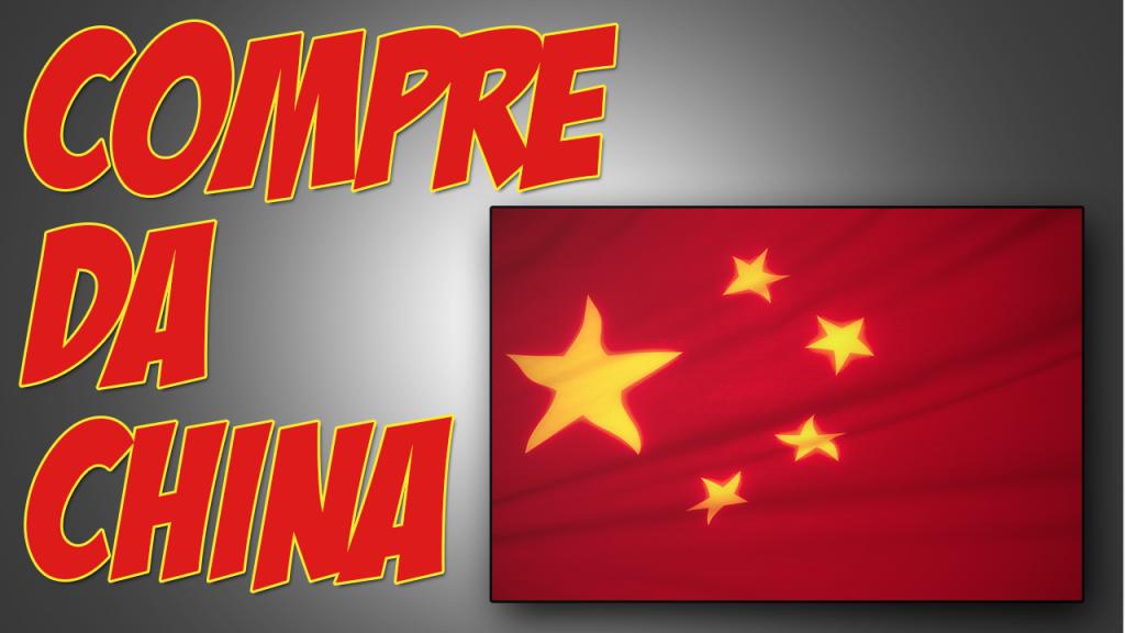 Comprar diretamente da China na TomTop