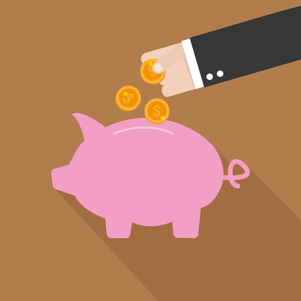 Como aprender a juntar dinheiro?
