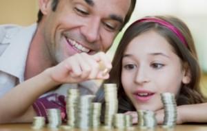 A importância da educação financeira infantil