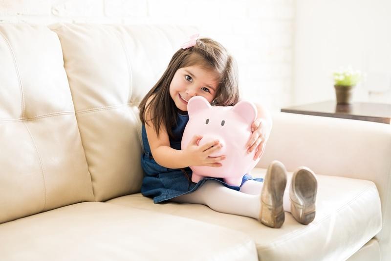 Gestão financeira na vida das crianças