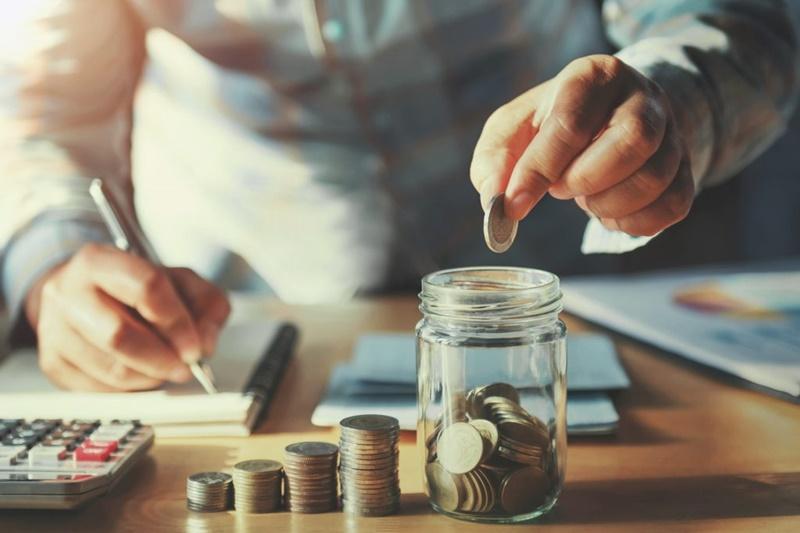 Diferença entre controlar ou não seu dinheiro