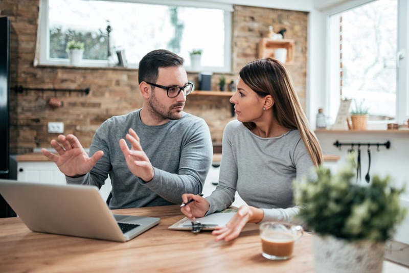 desafios encontrados pelos casais na hora de compartilhar as suas finanças