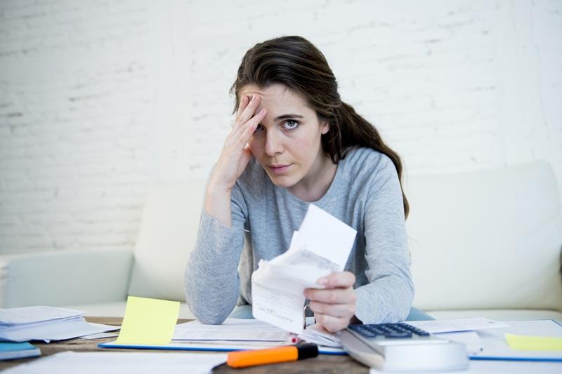 Estresse financeiro: conheça os seus principais sintomas