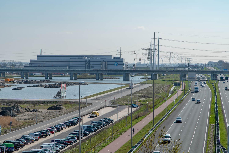 Afbeelding van bedrijvenschap hoefweg en snelweg A12