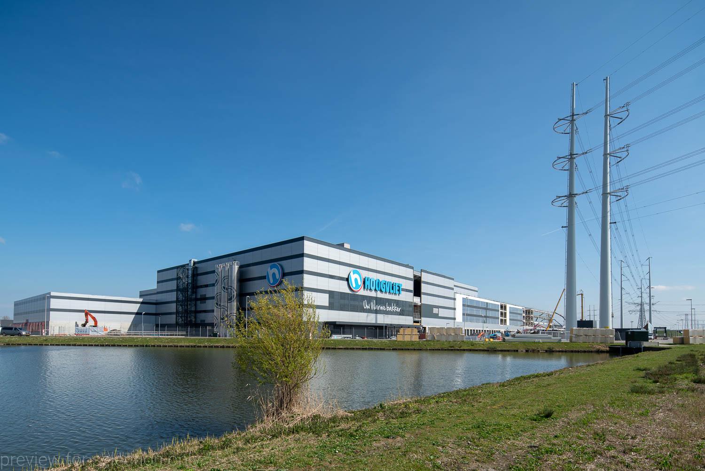 Afbeelding van Hoogvliet op Bedrijvenschap Hoefweg
