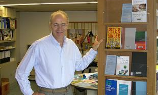 Peter Singer a la Càtedra Ferrater Mora