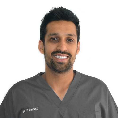Dr Ferhan Ahmed