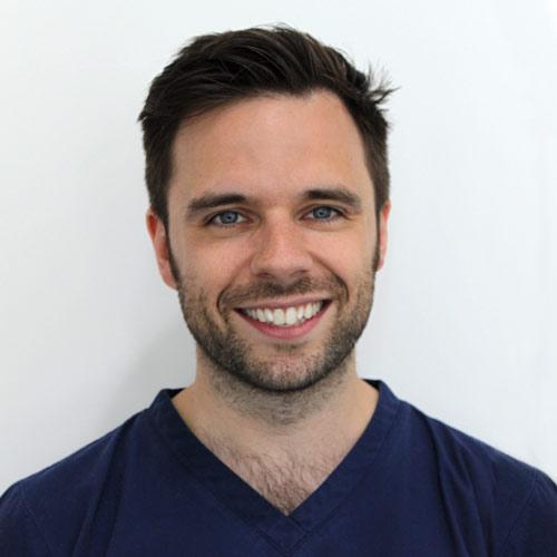 Dr Michael Clark BDS MSc