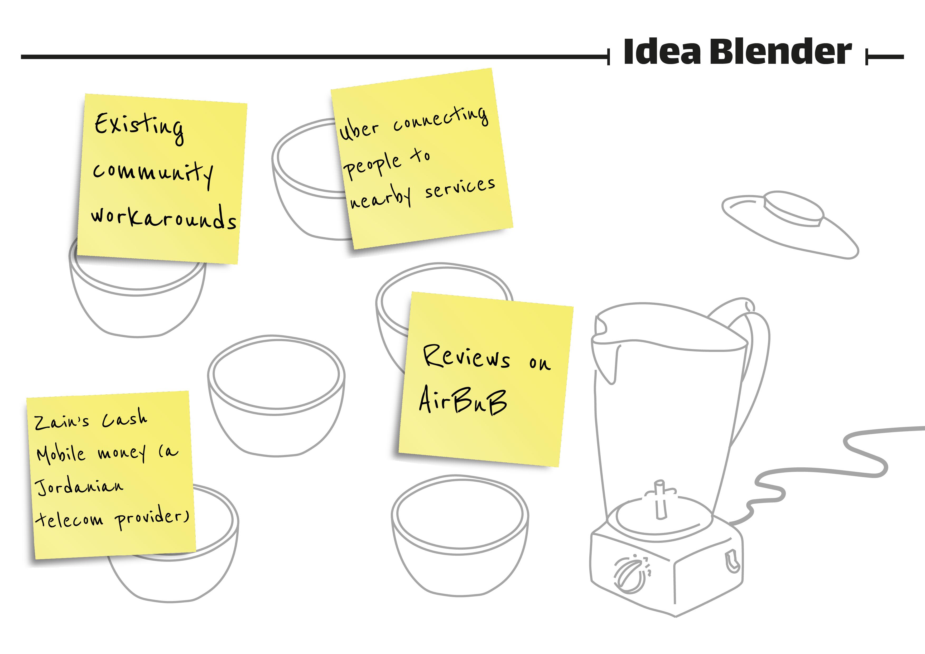 Idea Blender image