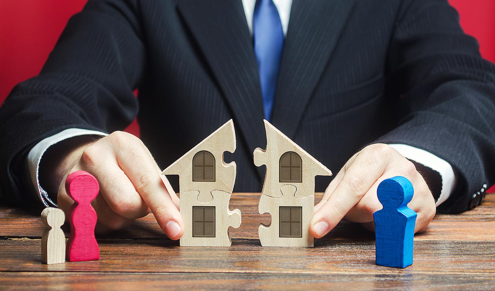 Separate vs Marital Property