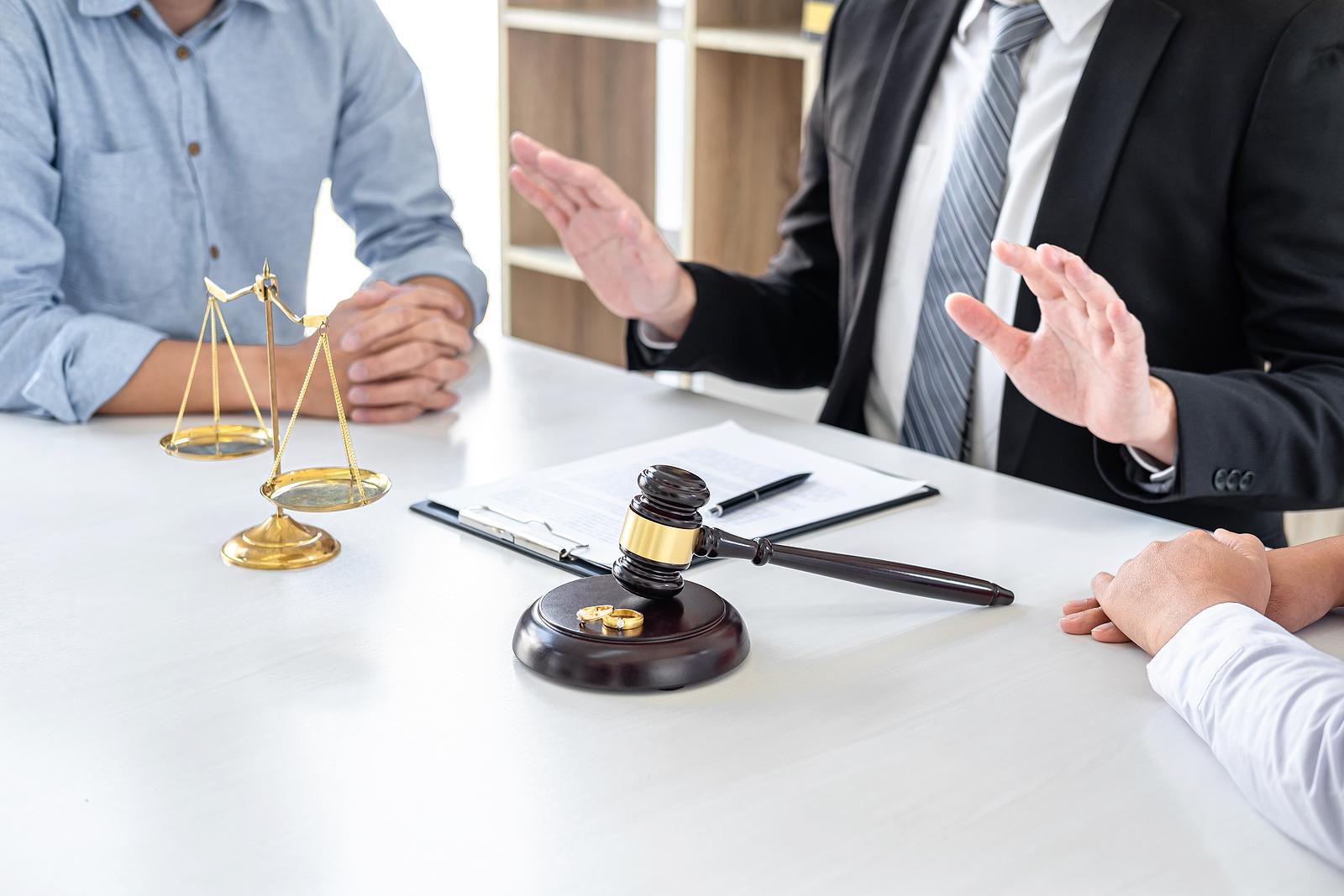 Divorce & Family Law Attorney Arlington, TX