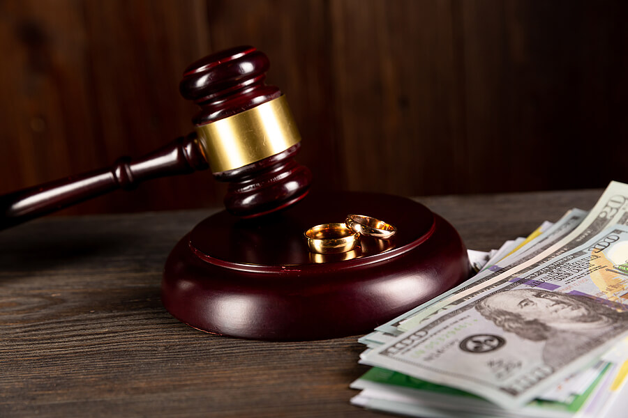 Spousal Support/Alimony Attorney In Southlake, TX