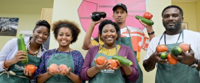 Inside Look: 4P Foods Donation to Martha's Table image