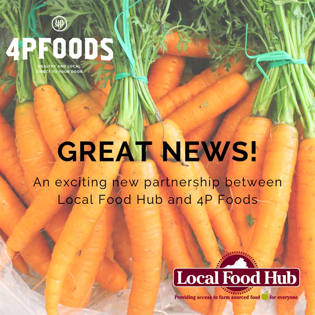 Partnership with Local Food Hub image