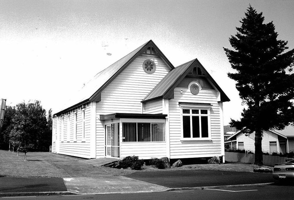 Waihi Methodist Church