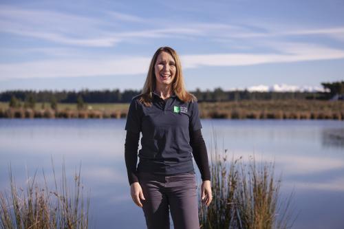 Regen's CEO/Executive Director Bridgit Hawkins