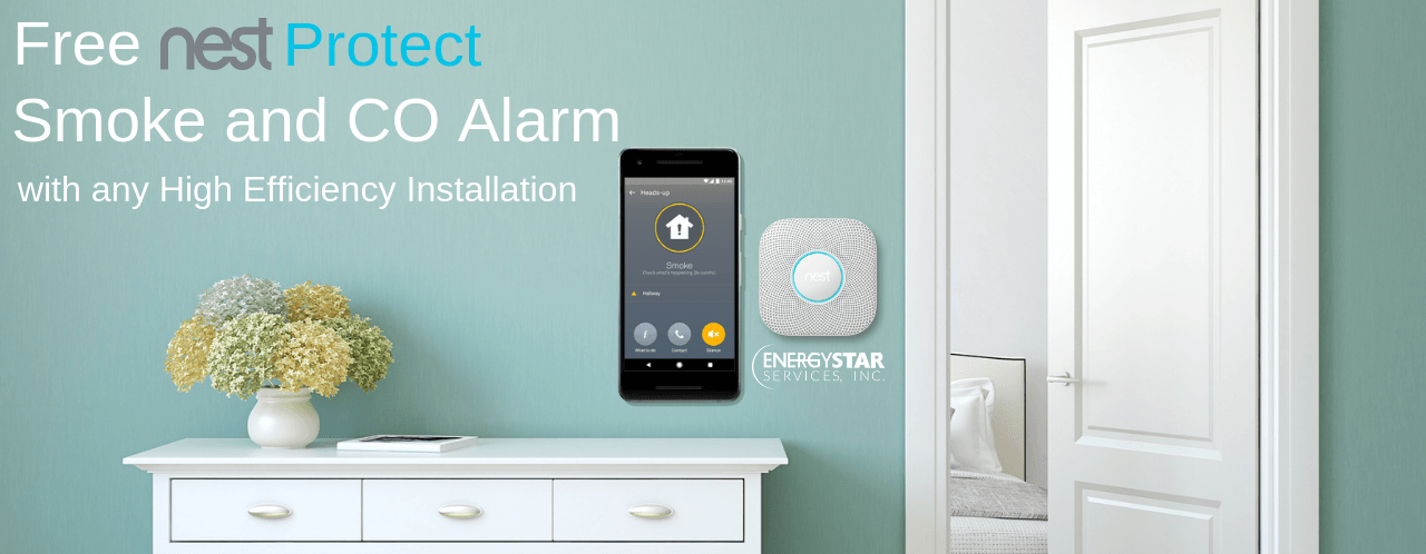 Free nest protect