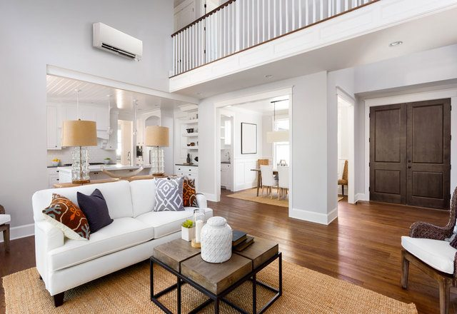 ductless-mitsubishi-livingroom
