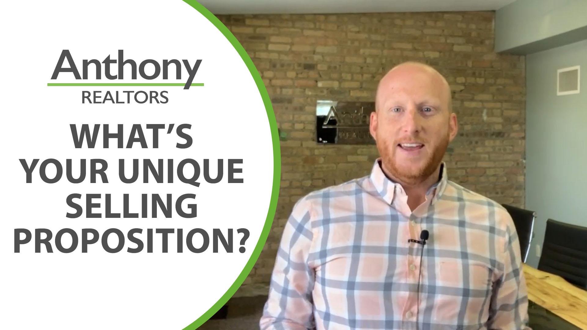 Establishing Your Unique Selling Proposition