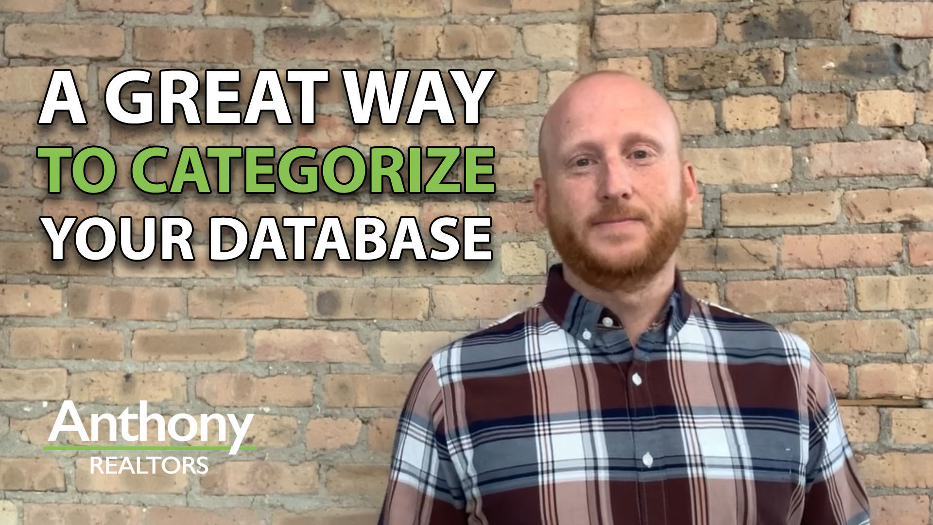 Categorizing Your Database By Tagging