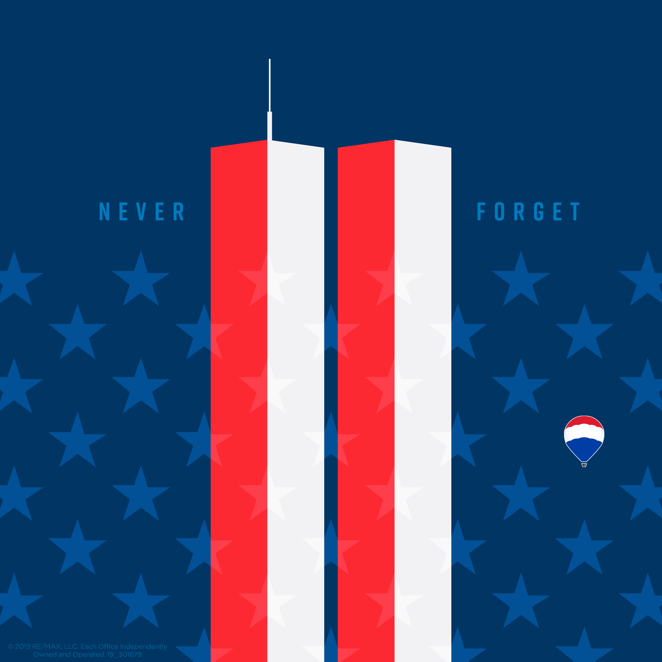 Nate's Monday Morning Message Volume 973: Remembering 9/11