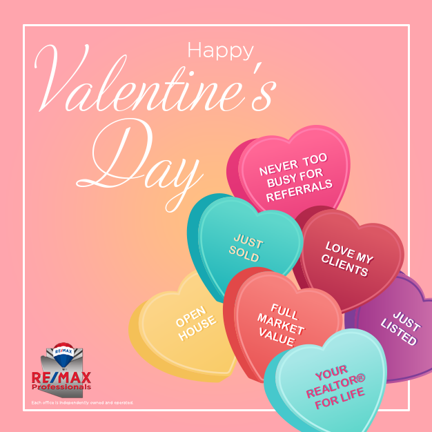 Nate's Monday Morning Message - Happy Valentine's Day