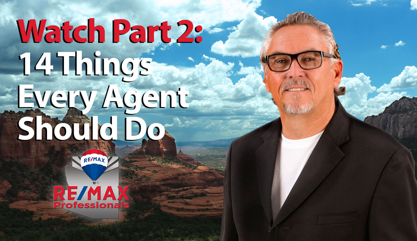 14 Activities Every Real Estate Agent Should Master: Part Two