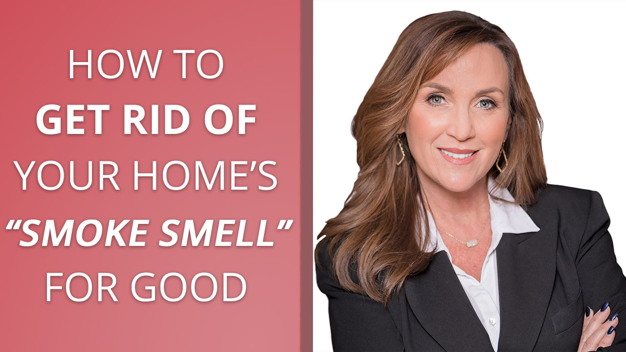 "How to Get Rid of That ""Smoke Smell"" in Your Home"