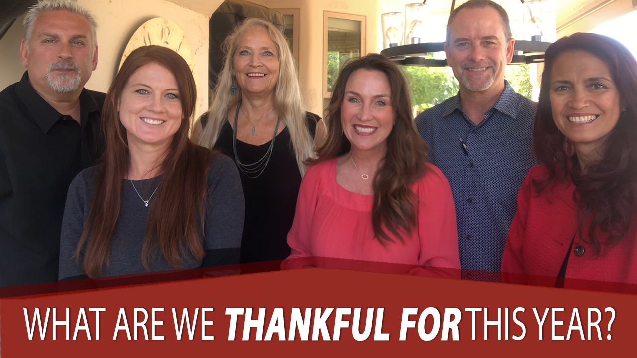 Happy Thanksgiving From Riddle Realty Group