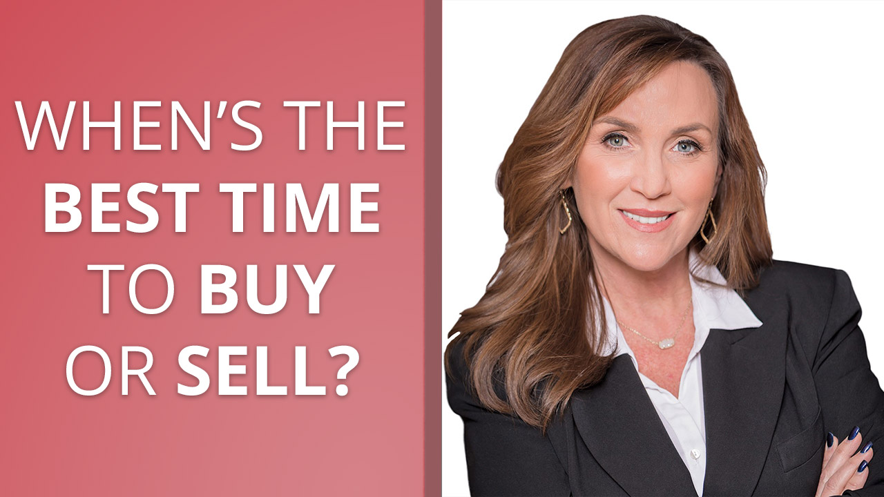 """Why There Is No """"Best"""" Time to Buy or Sell"""