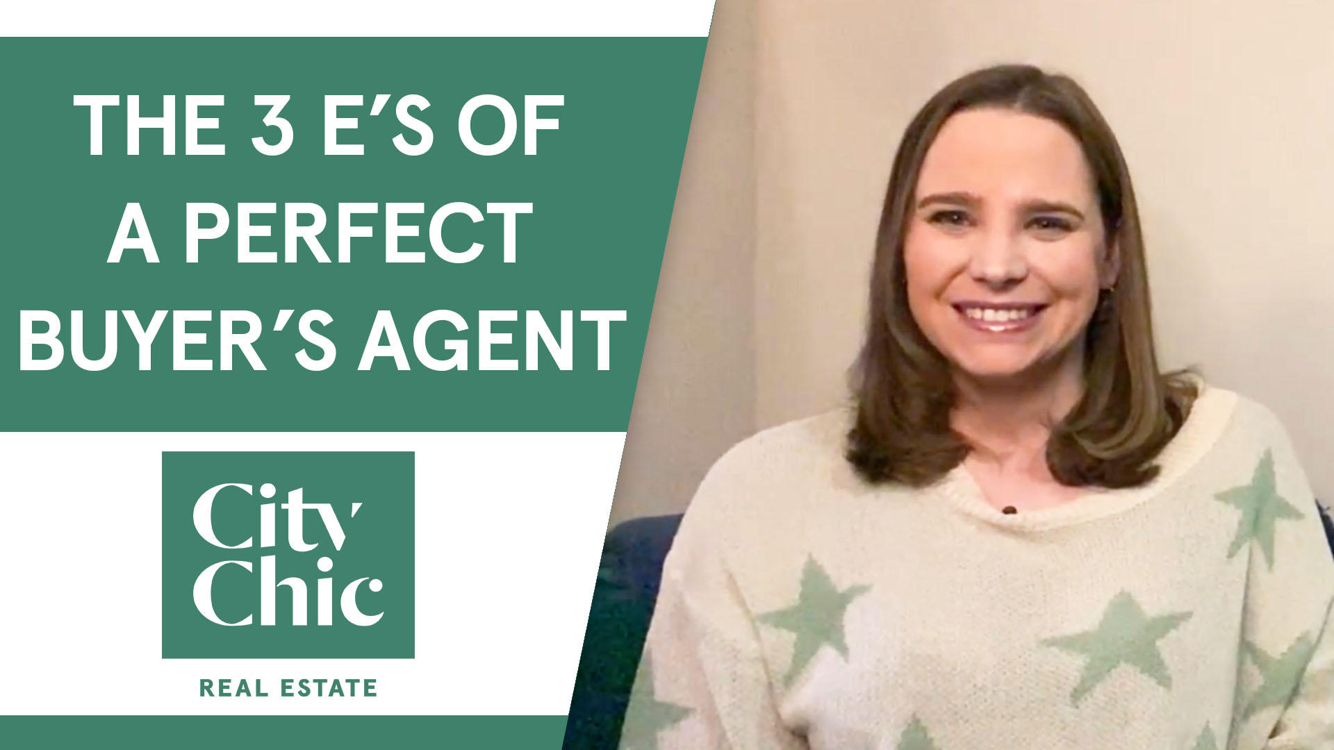 Remember the 3 E's When Looking for the Perfect Buyer's Agent