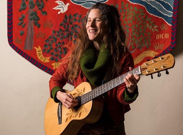 Singer-songwriter Dora Darling. Photo: Andy Webb
