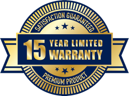 Polytek Surface Coatings - 15-Year Limited Lifetime Warranty