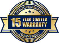 Polytek of Rochester - 15-Year Limited Lifetime Warranty