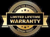 Polytek of Rochester - Limited Lifetime Warranty