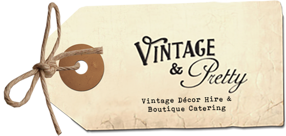 Vintage and Pretty Logo