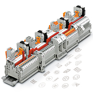 Custom Terminal Block and Wire Labels