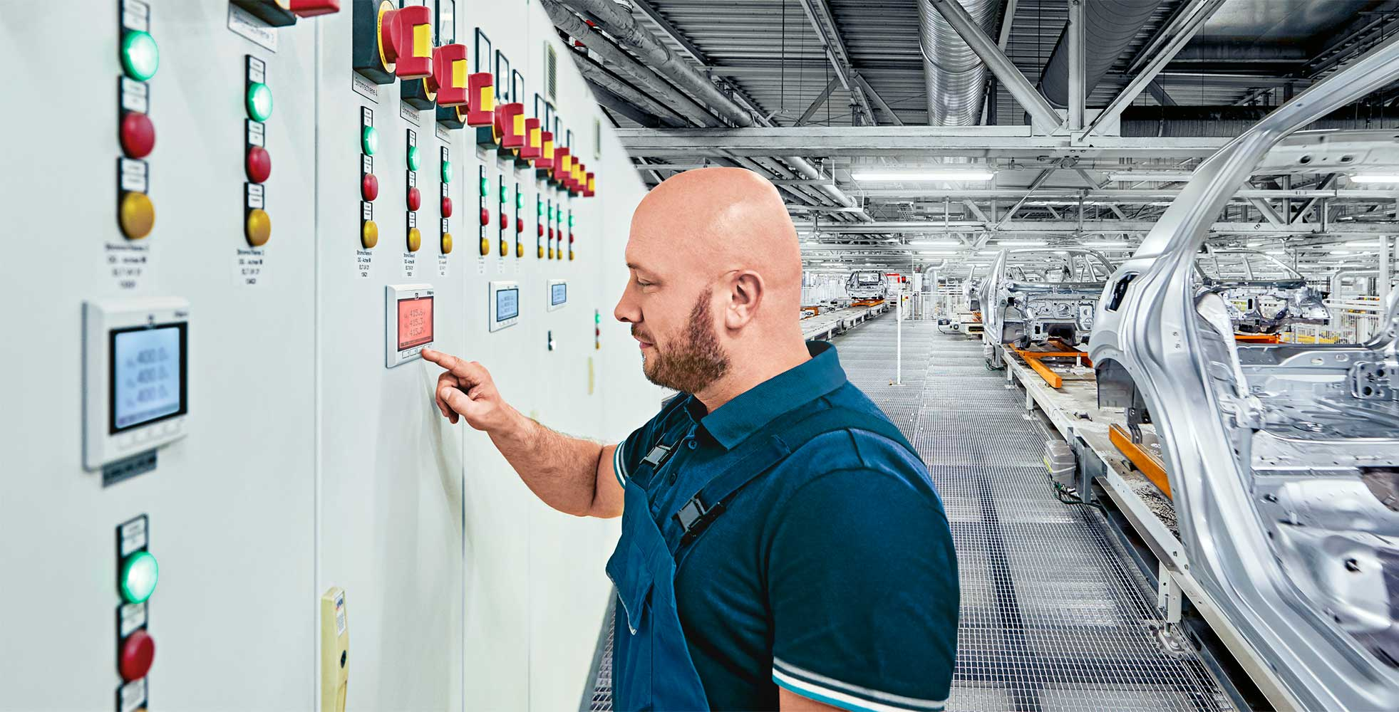 Protect and monitor your critical industrial