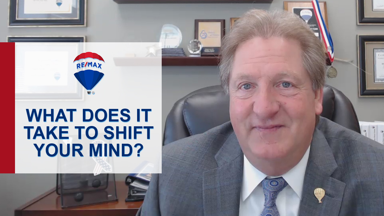 The Transformative Power of a Mind Shift