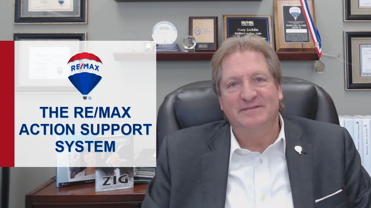 What Does the Support System at RE/MAX Action Look Like?