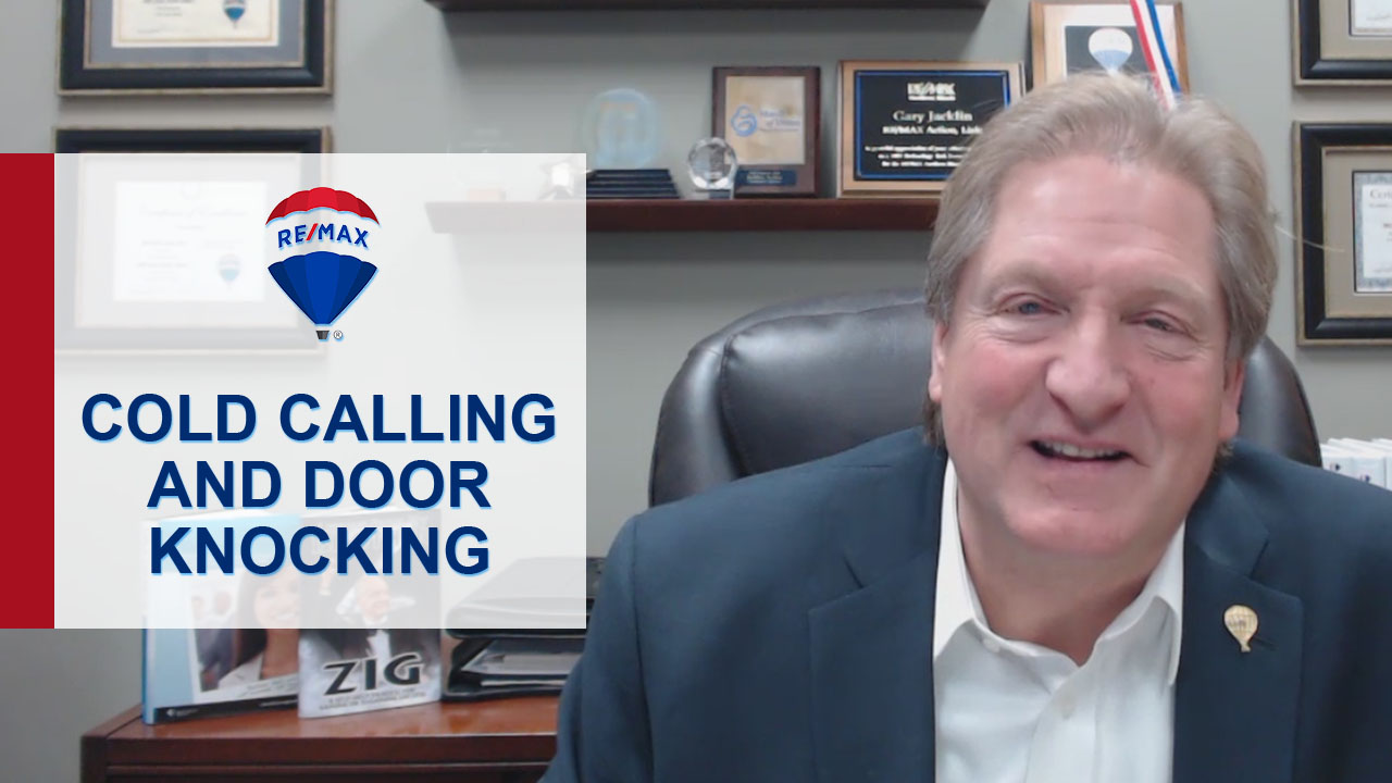 How to Get Clients by Cold Calling and Door Knocking