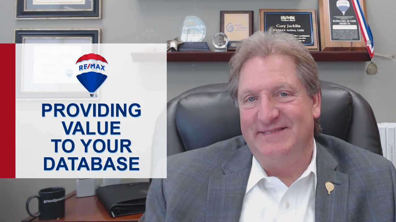 How to Provide Value to Your Database