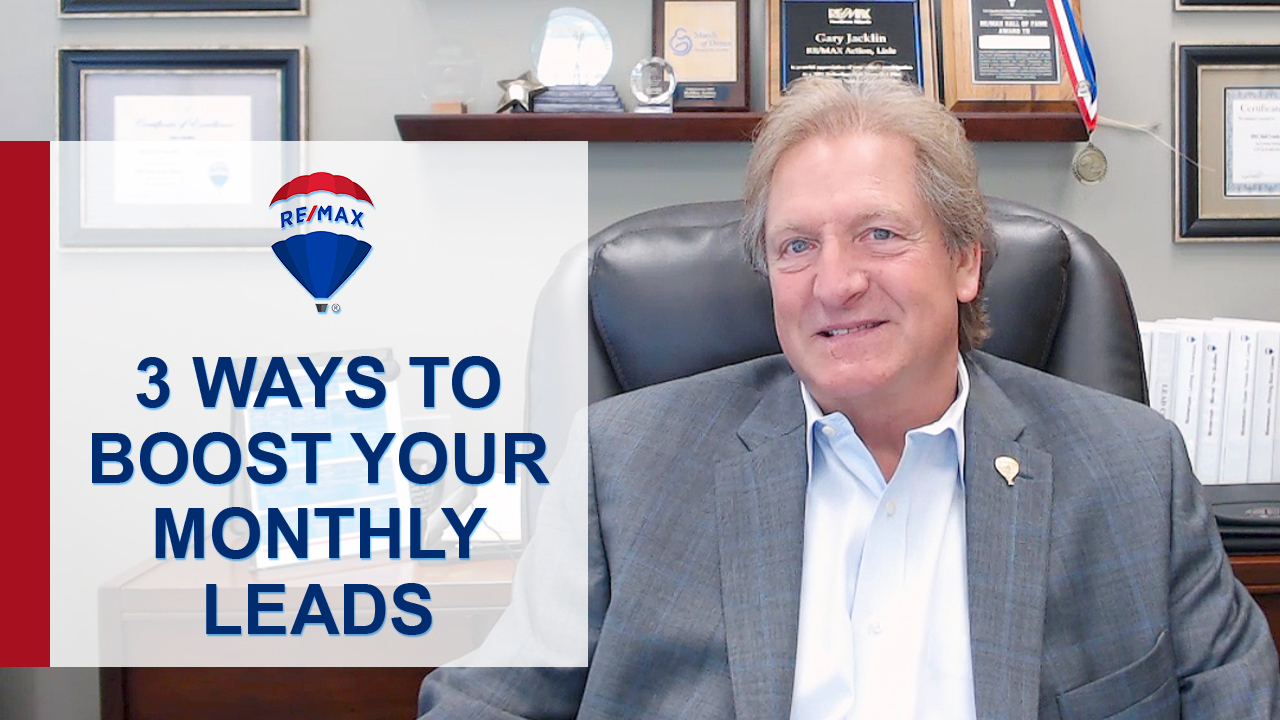 How Can You Generate More Leads Each Month?