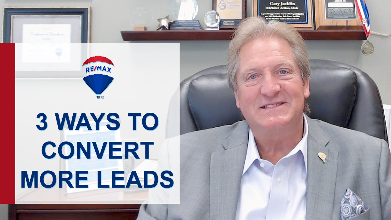 Why Aren't More of Your Leads Converting?