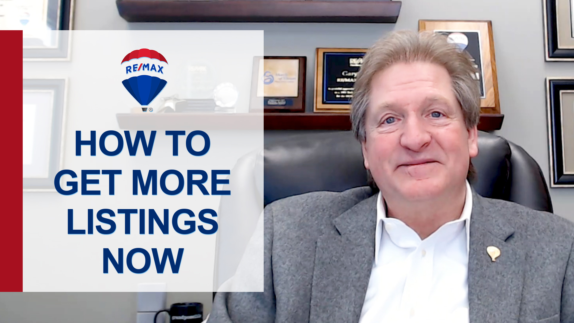 The 4 Steps to Getting Listings Now
