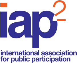 International Association for Public Participation logo