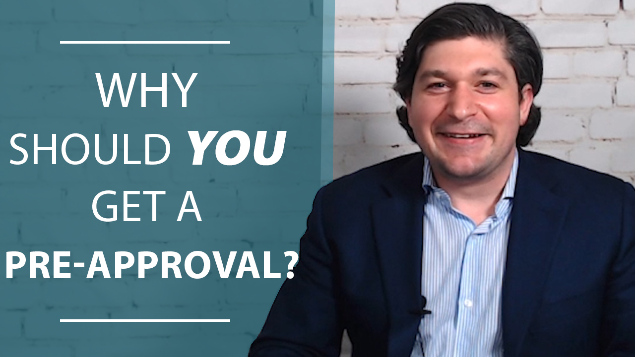 Why a Pre-Approval Is so Important to Homebuyers