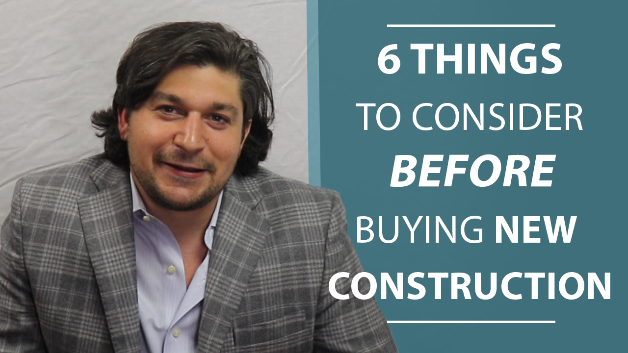 Putting the Purchase of New Construction in Perspective